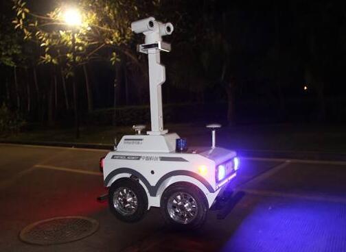 智能视觉将是安防机器人的核心