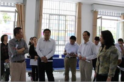 临沭县推动公共法律服务城乡一体化