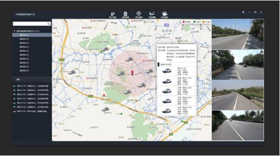 视频监控、位置信息