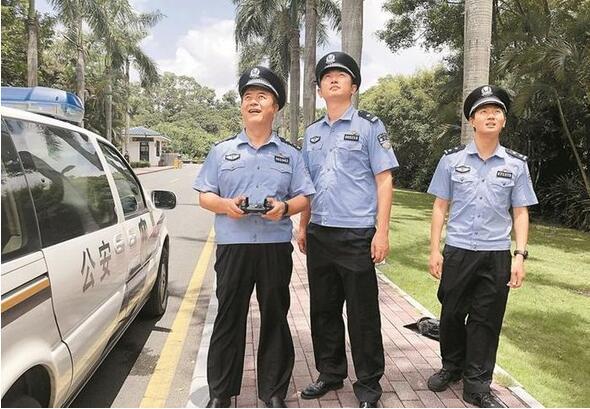 深圳公安移动警务建设与应用工作的规划部署