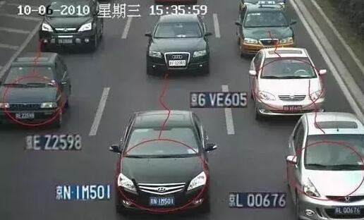 出入口车牌识别在指挥交通中的应用