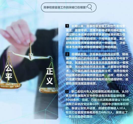 民事裁判智慧监督系统—浙江省绍...