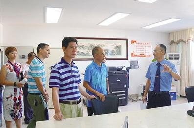 昌江检察院参与社会治安综合治理 用心做好未成年人检察工作