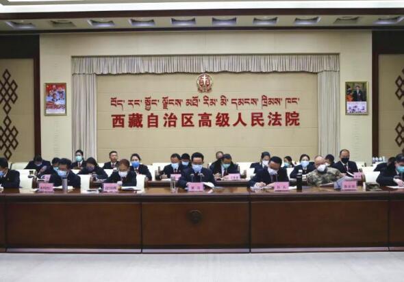 西藏法院以智慧法院建设推进司法公开小记