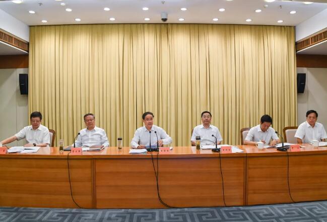 浙江省政法一体化单轨制协同办案推进会召开