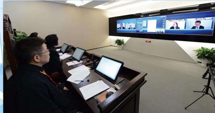 北京互联网法院电子诉讼平台