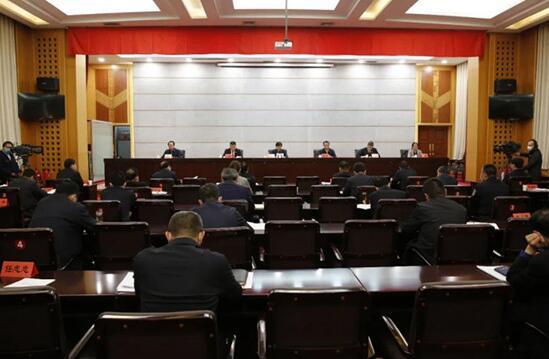 晋城市委政法委推进平安晋城建设