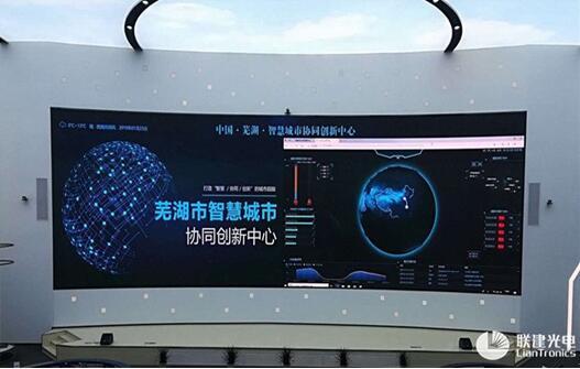 联建光电智慧城市协同创新平台